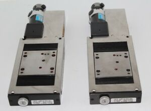 Newport Z047a Linear Translation Stage Servo Actuator With Encoder