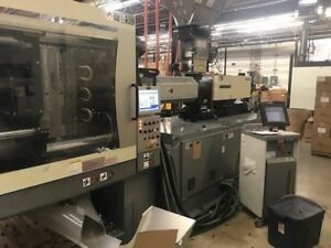 Nissei Injection Molding Machine Fnx360 140 Ase 2013