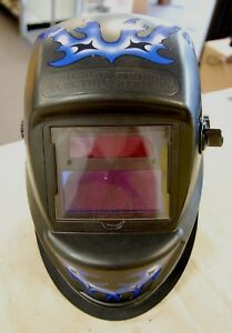 Chicago Welding Electric Systems Helmet