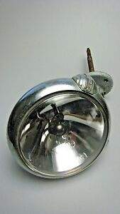 Vintage car truck unity Manufacturing Co Roof Type Mount Remote Spotlight S 6