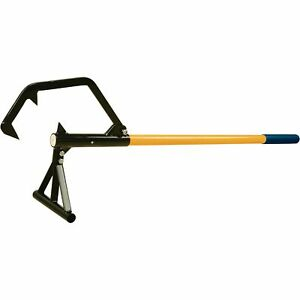 Roughneck Double Hook Steel Core A frame Timberjack 48in l