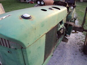 John Deere 3010 Early 3020 Hood