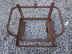 John Deere 40 420 430 T V H Seat Am1838t With Brackets