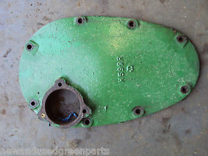 John Deere H Transmission Cover That Has Pto Hole