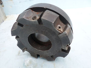 Kennametal Indexable Shell Mill Face Mill 4 kshr 4 se4 15