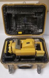 Topcon Gts 211d Electronic Total Station With Case