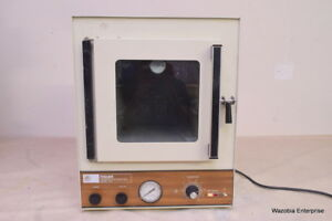 Fisher Isotemp Vacuum Oven Model 281