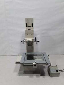 Olympus Tdo Microscope Power Supply With Stand