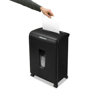 Fellowes Powershred 62mc Micro cut Shredder 10 Sheet Capacity 4685101 New