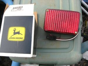 New John Deere At85786 Oem Tail Light