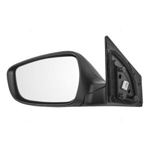 New Drivers Power Side Mirror Heated Signal Blind Spot Glass For 14 16 Elantra