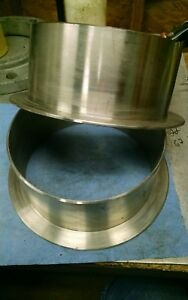 Flange Pipe 8 304 Stainless Steel Schedule 10