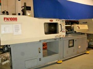90 Ton Nissei Injection Molding Machine 1996 18951c