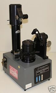 1 Talandic Research Corp Scattering Profilometer Model Sp i Profiler