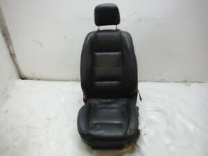 2005 Ford Mustang Convertible A t Driver Left Front Seat Black Leather Oem 2006