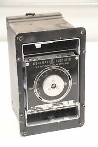 General Electric Ge 12acr11b17a A c Reclosing Relay Type Acr 60 Cycle