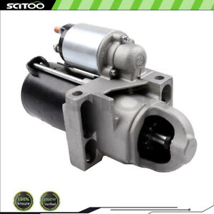 New Starter Motor For Chevy Sbc 350 Bbc 454 11 168t Offset 2 5hp High Torque