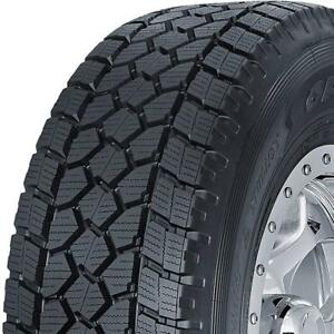 2 Toyo Open Country Wlt1 Lt265 70r17 121 118q E 10 Ply Winter Tires