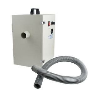 Dental Dust Collector Vacuum Cleaner 110v 220v For Polishing Lab Tool Low Noise