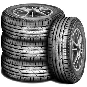 4 New Nokian Line Suv 265 70r17 115h Tires