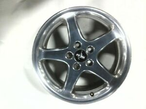 Wheel 17x8 5 Spoke Gt With Exposed Lug Nuts Fits 98 04 Mustang 1725288