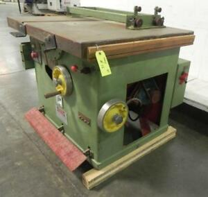 Saw Industrial Heavy Duty Rip Saw 7hp