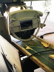 Dewalt 790 Radial Arm Saw