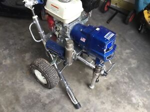 Graco 5900 Just Serviced Works As It Should Airless Paint Sprayer