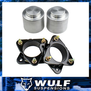 3 Front 3 Rear Lift Kit 2007 2018 Chevy Gmc Tahoe Suburban Avalanche 4x4 2wd