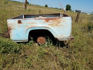 1957 1958 1959 1960 Ford F 100 Pickup Truck Bed