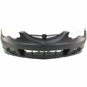 For Acura Rsx 2002 2004 New Bumper Cover Facial Front Primed Ac1000143