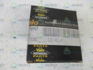 Yale 519378302 Relay 12v New In Box