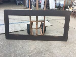 Antique Quartersawn Oak Picture Frame Arts Crafts