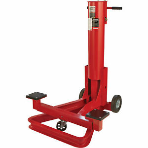 Strongway Air Bumper Jack 1 1 4 Ton 11in 42 1 2in Lift Range