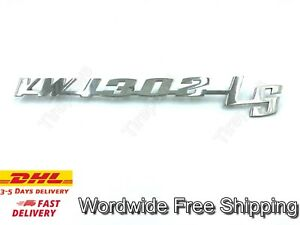 Fit For Vw Beetle 1302 Ls Oem Emblem High Quality Stainless Steel