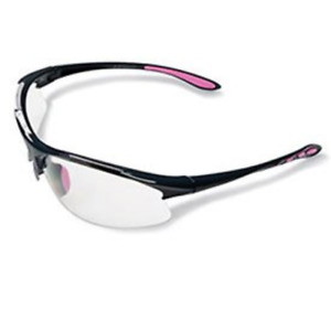 Erb Ella Safety Glasses Clear Lens Gray Lot Of 12