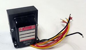 Hammond 263ax High Voltage Plate Filament Transformer Preamp Tube Audiophile