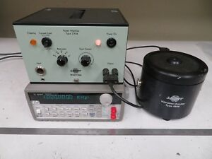 Bruel Kjaer 4809 Vibration Exciter W 2706 Power Amplifier Accelerometer