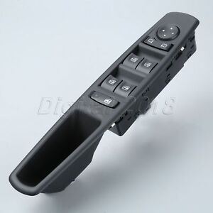 Master Window Switch 25400 0008r Fit For Renault Fluence L30 2010 2014 2011 12