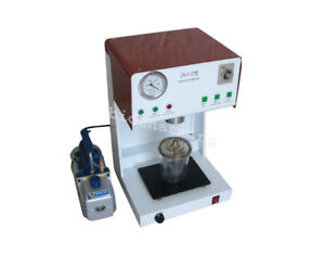 Dental Vacuum Mixer Machine Outer Pump 150w For Mixing Vibrating Lab Equipment