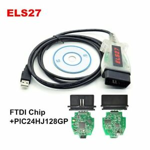 Els27 Fits Ford mazda Usb Forscan Scanner Obd2 Diagnostic Scan Tool Fault Reader