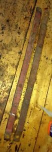Ford 8n Tractor 3 Point Hitch Stablizer Arms 2n 9n To20 To30 Massey Ferguson