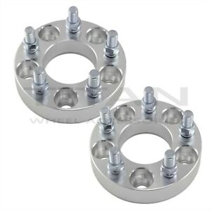 1 5x4 5 Hubcentric Wheel Spacers 14x1 5 For Dodge Chrysler Pair