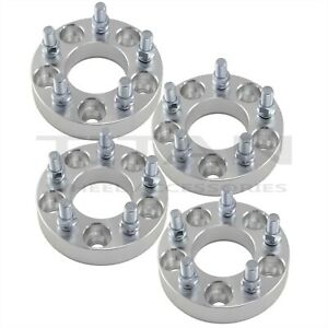 4 25mm Hubcentric Wheel Spacers 5x4 5 Fits Dodge Chrysler 71 5mm