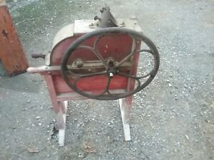 Antique Buch 3 Farm Corn Sheller Husker Shucker Primitive
