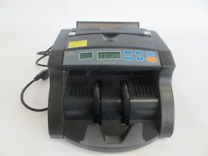 Royal Sovereign Business Money Counting Machine High Speed Bill Count Works