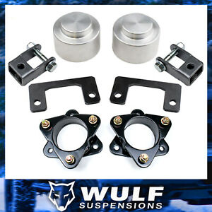 3 5 Front 2 Rear Leveling Lift Kit 2007 2018 Chevy Tahoe Suburban Avalanche