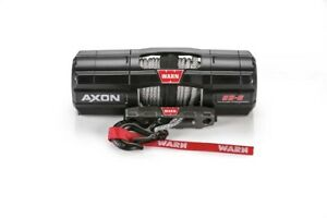 Warn 101150 Axon 55 S Synthetic Winch