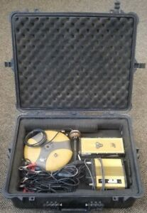 Topcon Pdl Radio Legacy E And Antenna With Case