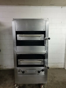 Garland Bc 66 Ceramic Over Fire Steak Broiler Tested Natural Gas